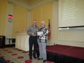 Don Bryant, Jan VanWyck and the Certificate 3