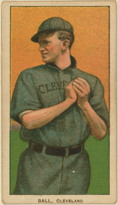 Neal Ball, Cleveland Naps