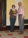 Shirley M DeBoer Education Award